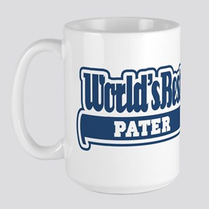 WB Dad [Latin] Large Mug